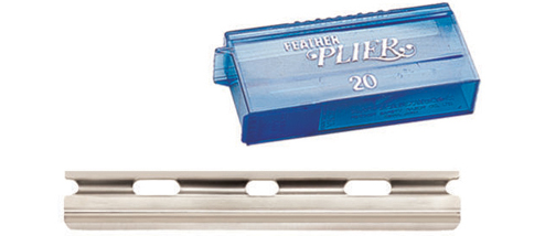 FEATHER/PLIER RAZOR BLADES