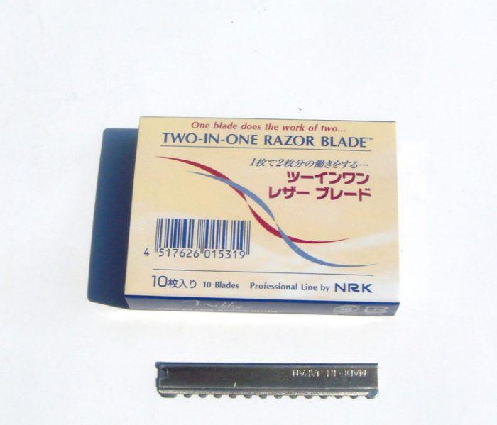 RZ402/  2 in 1 blade