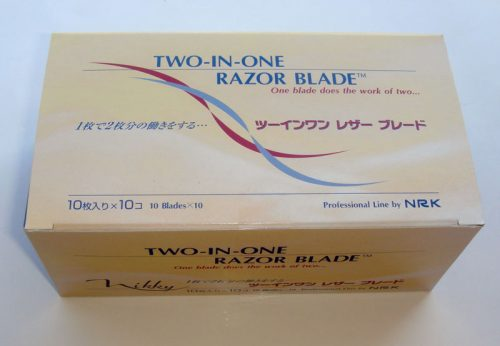 ZB 407/ 2 in 1 blades