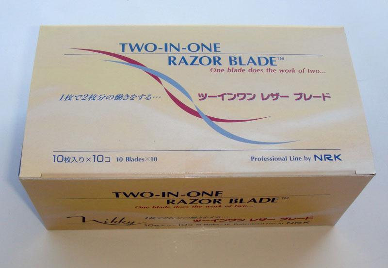ZB 407/ 2 in 1 blades