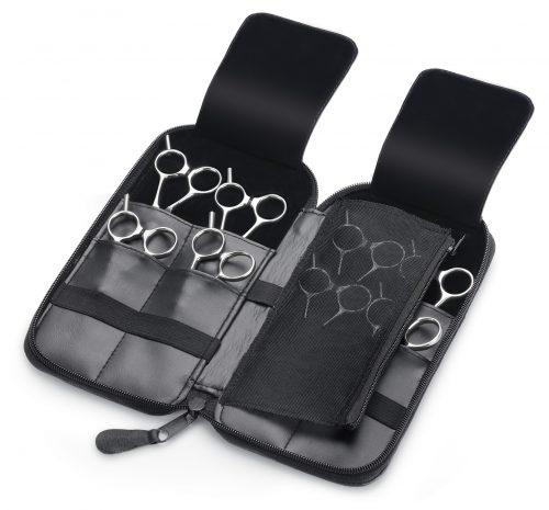 Kasho 8 Shear Zipper Case - Leather - KA00011