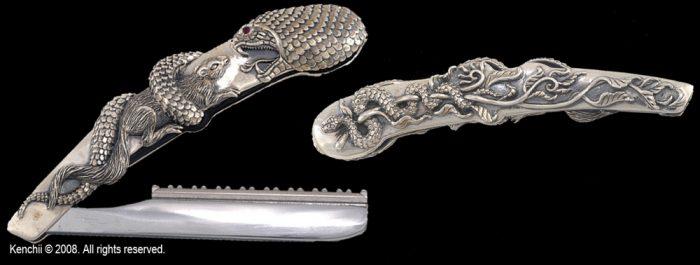 Kenchii Snake Razor - KECR1