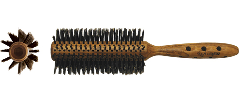 YS Park Straight & Curl Styling Brush 502