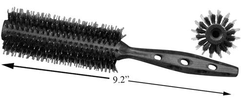 YS Park Black Carbon Tiger Brush 510