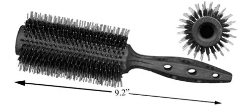 YS Park Black Carbon Tiger Brush 650