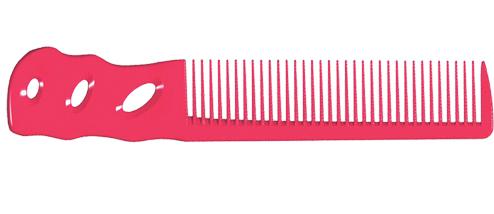 YS Park Barber Comb 236