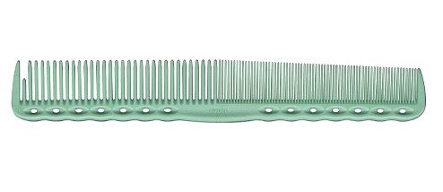 YS Park Extra Long Round Tooth Quick Cutting Comb 334