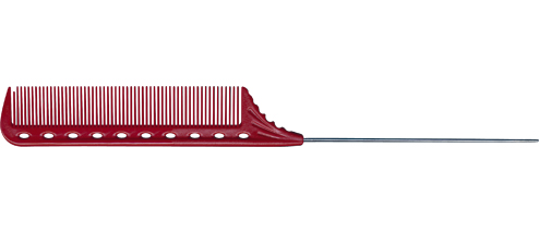 YS Park Quick Tint, Weaving & Winding Tail Comb 102